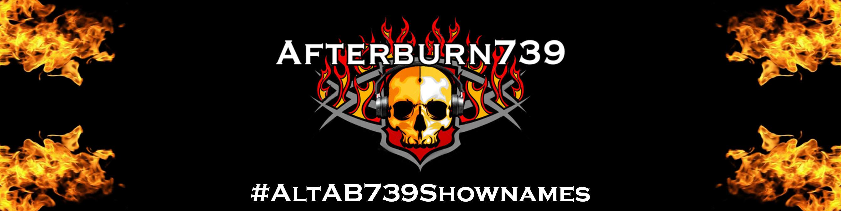 119 Teaser Show Names Afterburn 739 Podcast